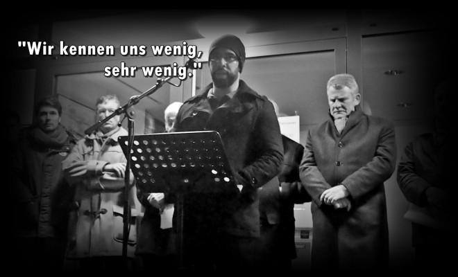 """Kundegebung: """"Betzdorf ist tolerant!"""""""