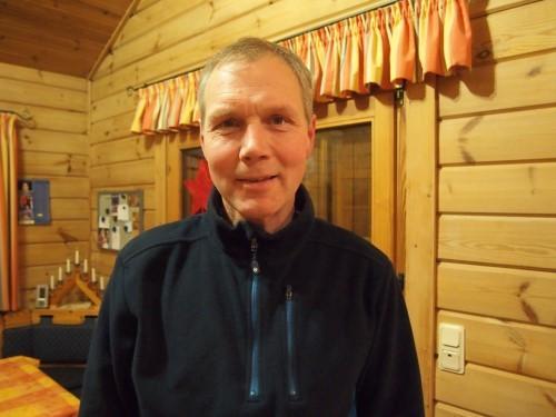Matthias Rötter heute. Er war als THW-Helfer 1984 im Einsatz.