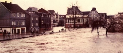 1984: Das Jahrhundert-Hochwasser